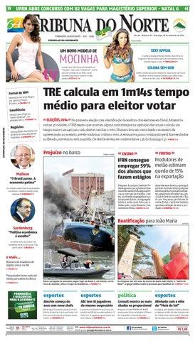 a786a8c6d43 Tribuna do Norte - 28 09 2014 by Empresa Jornalística Tribuna do ...