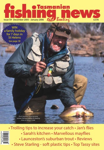 Tasmanian Fishing And Boating News Issue 059 2005 December