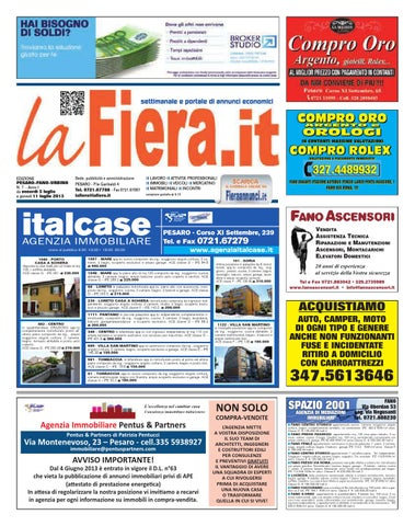 lafiera 2013 07 05 by Edizioni Eva issuu