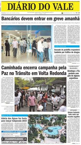 7441 diario segunda feira 29 09 2014 by Diário do Vale - issuu 4fdb6bb361286