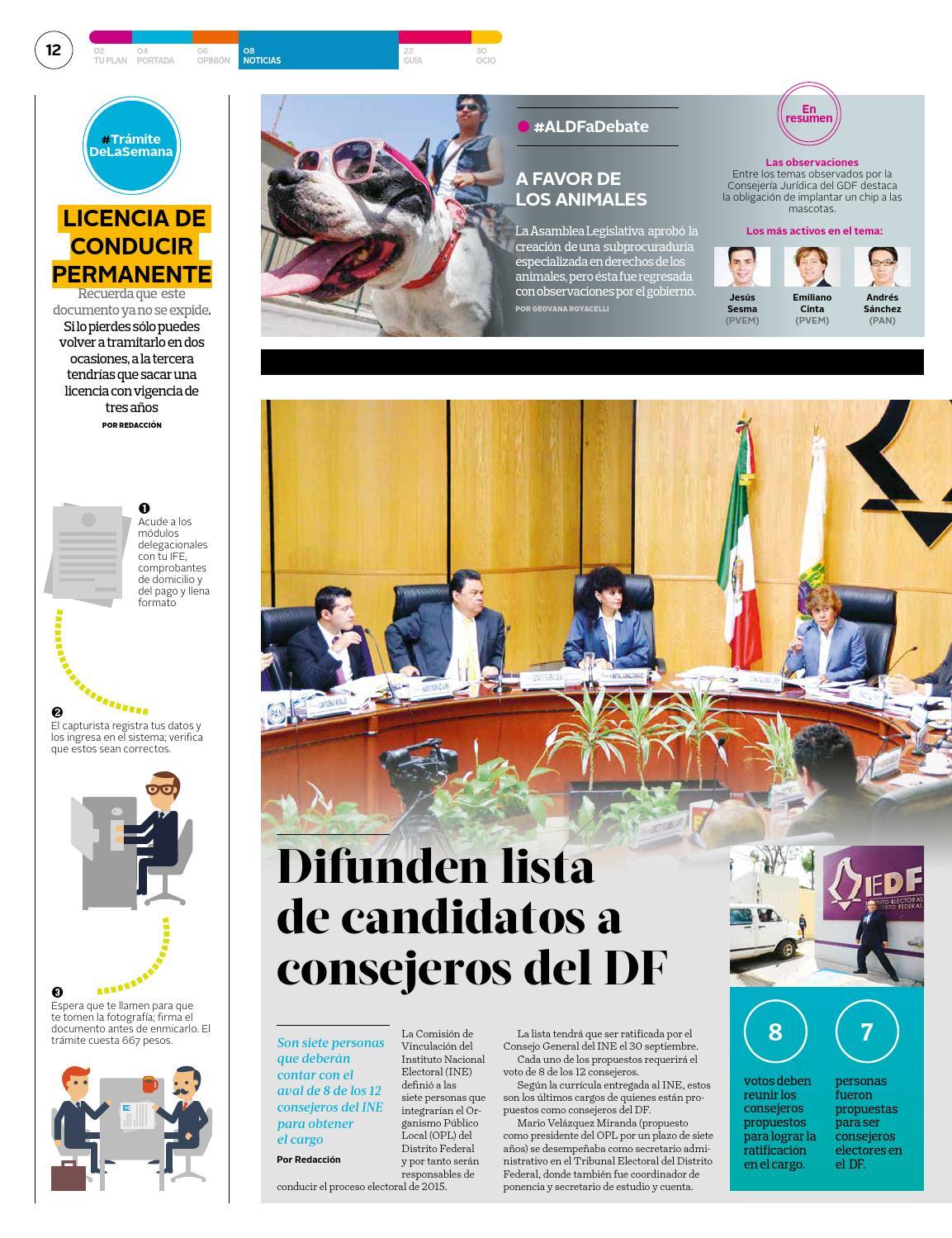 29 Septiembre Issue Df By Máspormás Issuu