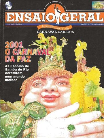 Revista Ensaio Geral nº 07 by Portal Academia do Samba - issuu 78150b1bf0e1c