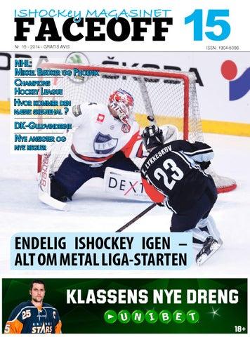 ishockeymagasinet faceoff 15 by faceoff issuu