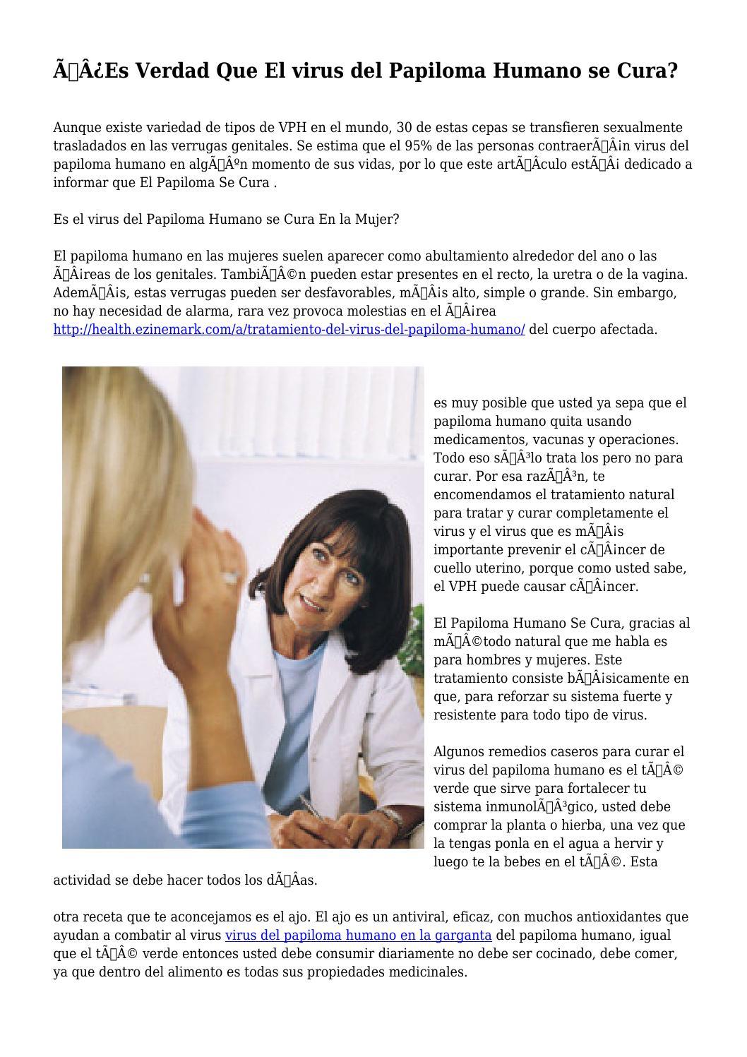 High risk hpv genotypes cancer - Virus del papiloma resistente