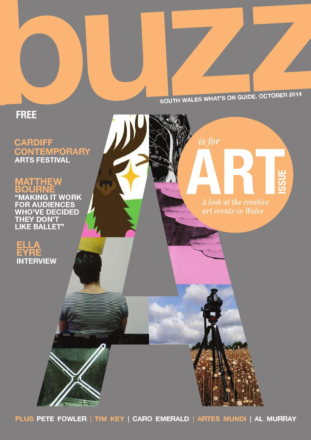 Buzz October Issue Art Special By Magazine Issuu Mousetrap Catapult Diagram College Of Arts And Sciences