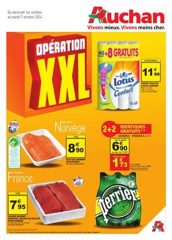 Auchan Catalogue 1 7octobre2014 By Promocataloguescom Issuu