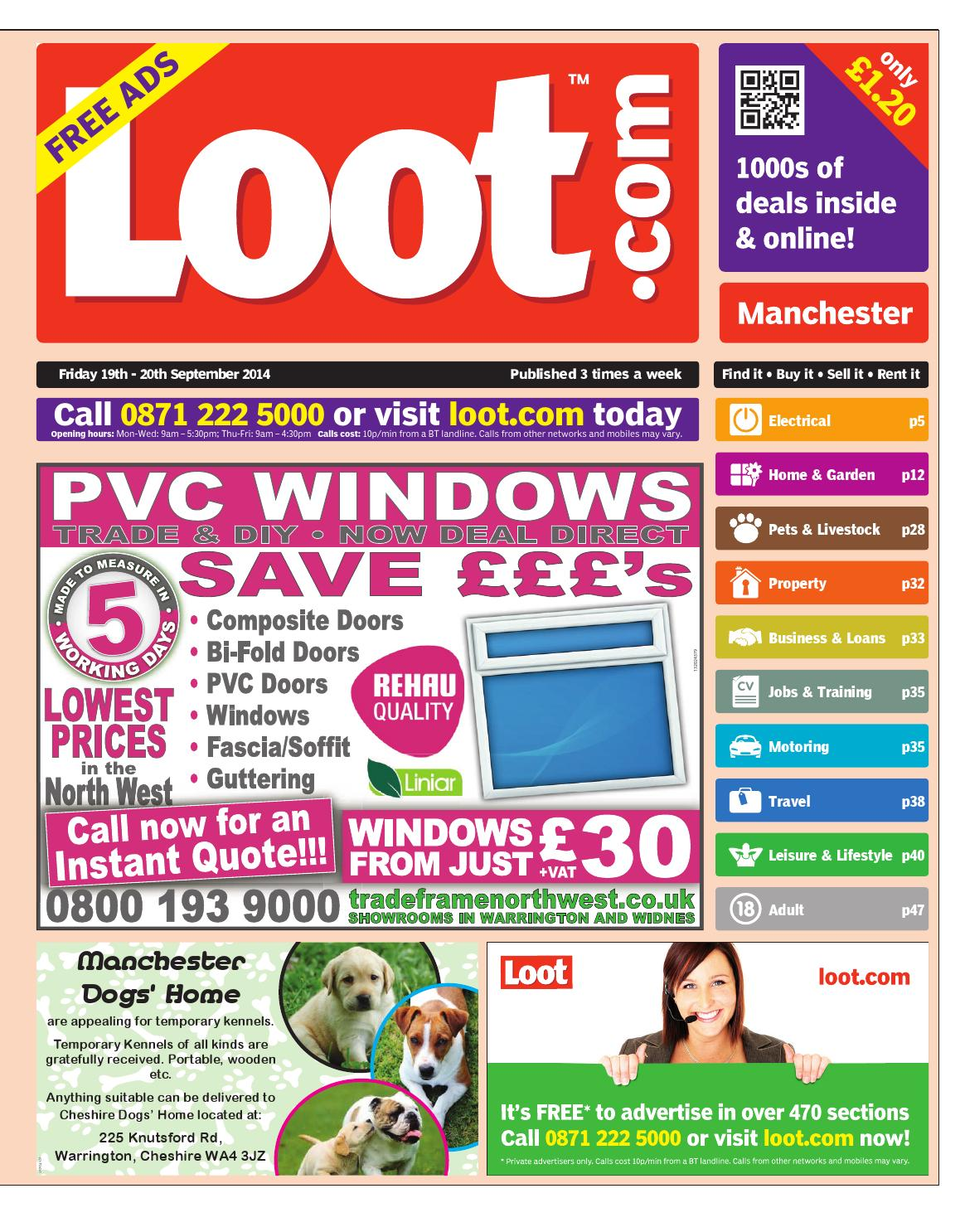 Manchester Loot September 19th 2014 By Issuu Diagram As Well Vw Beetle Wiring Further Remington 870