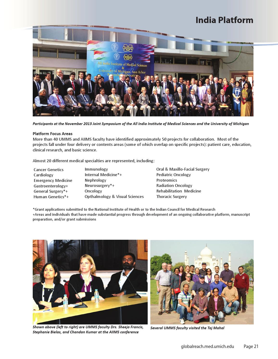 Global REACH FY2013-2014 Activities Report by Global REACH