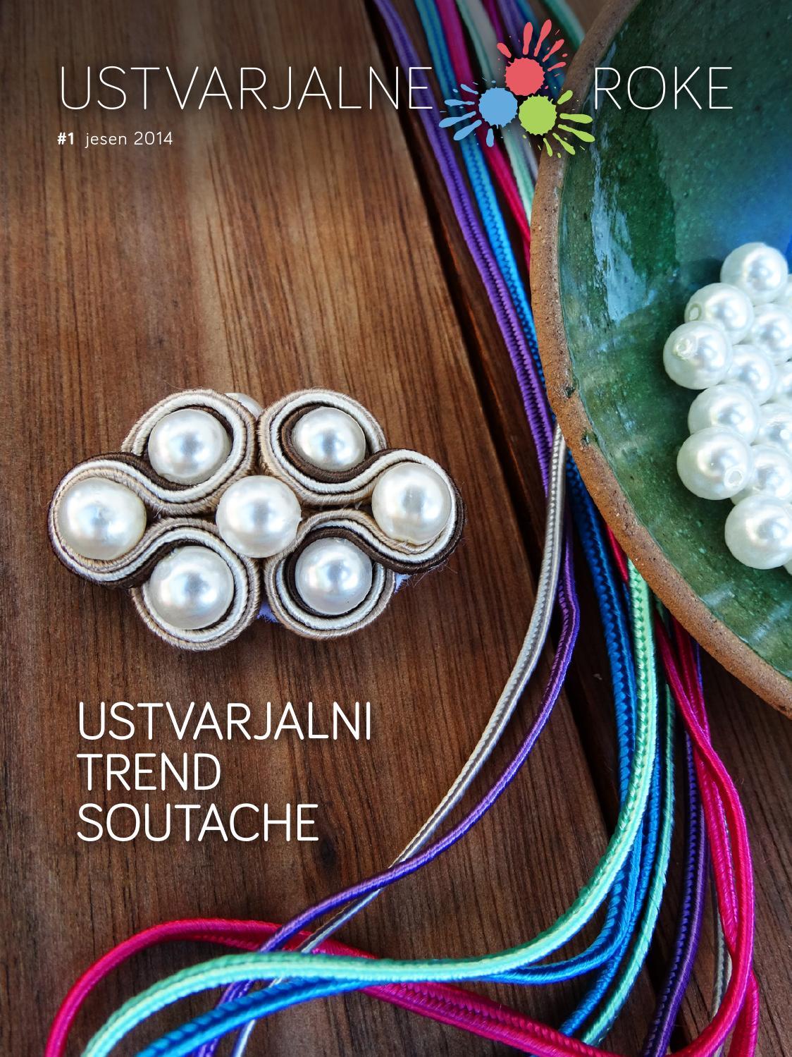 Ustvarjalne roke #1 jesen 2014 by Ustvarjalne roke - issuu