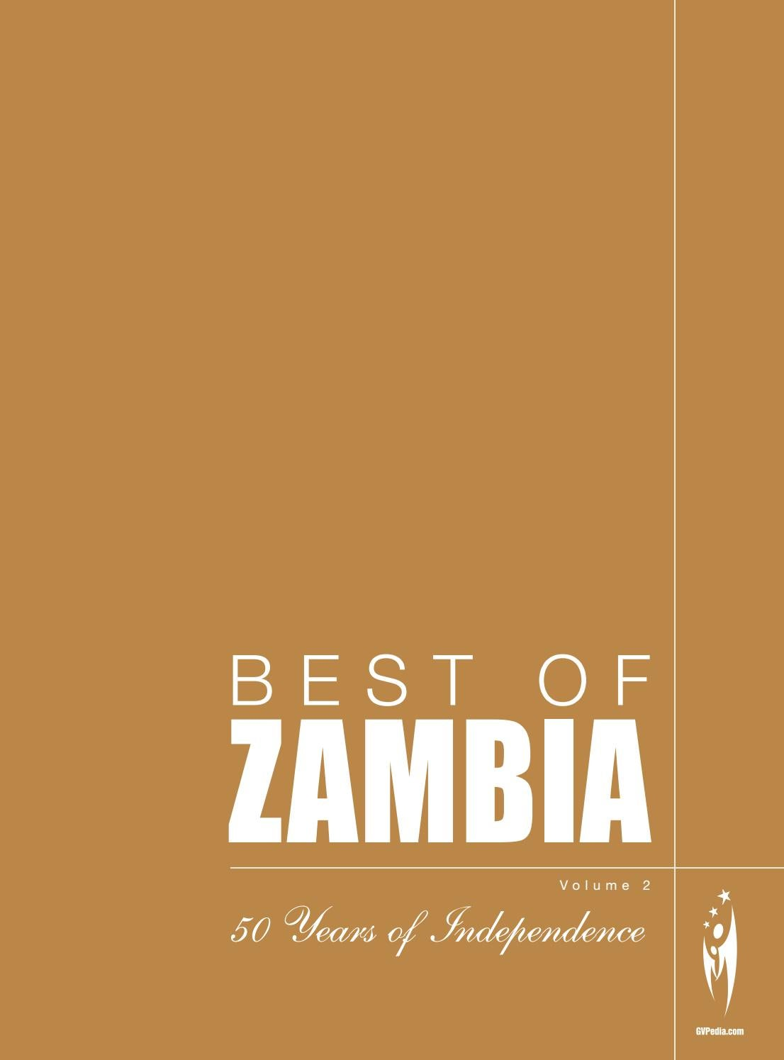 Best of zambia volume 2 by sven boermeester issuu fandeluxe Images