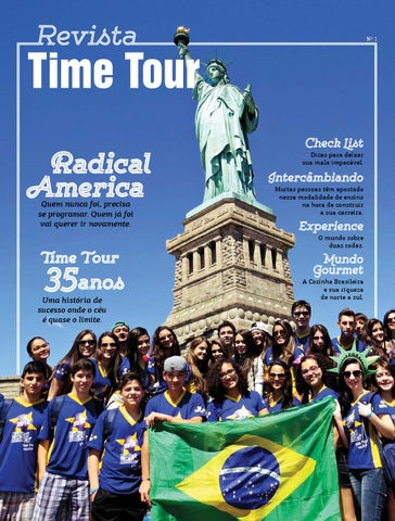 Revista Time Tour Edição 1 by Revista Time Tour - issuu e7d8ed5add124