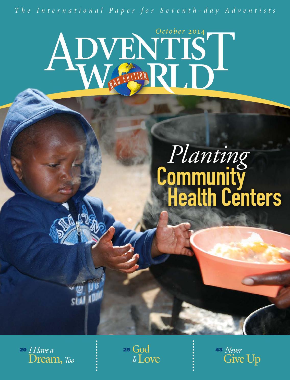 Aw october 2014 nad by Adventist World Magazine - issuu