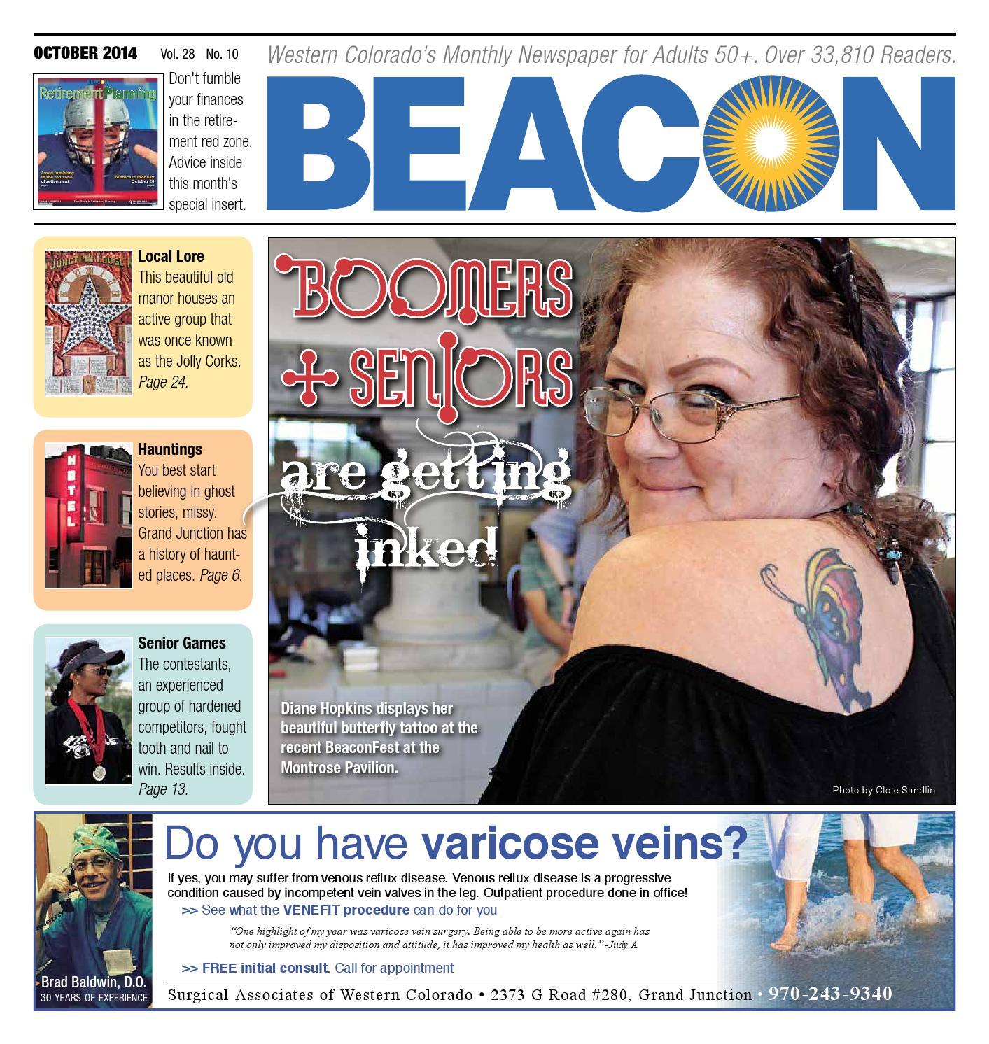 7511b5158f23d BEACON - October 2014 by BEACON Senior Newspaper - issuu
