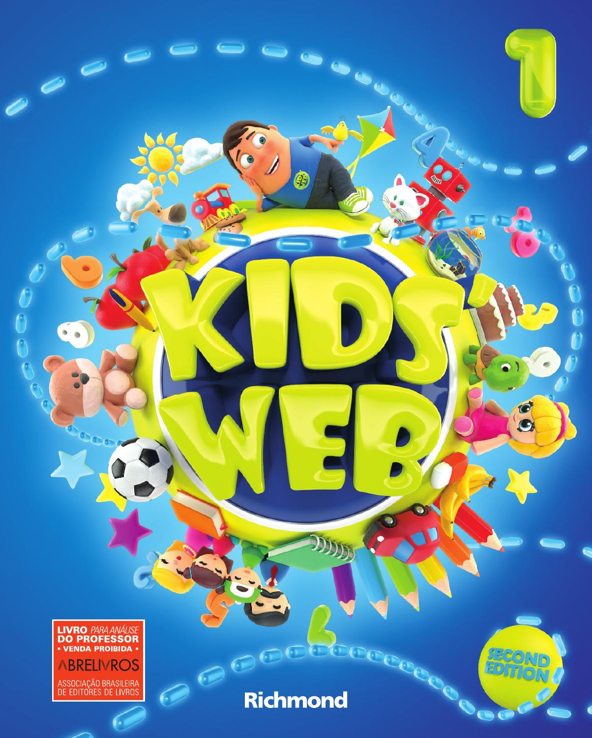 Kids web 1 2nd edition lp by richmond br issuu fandeluxe Gallery