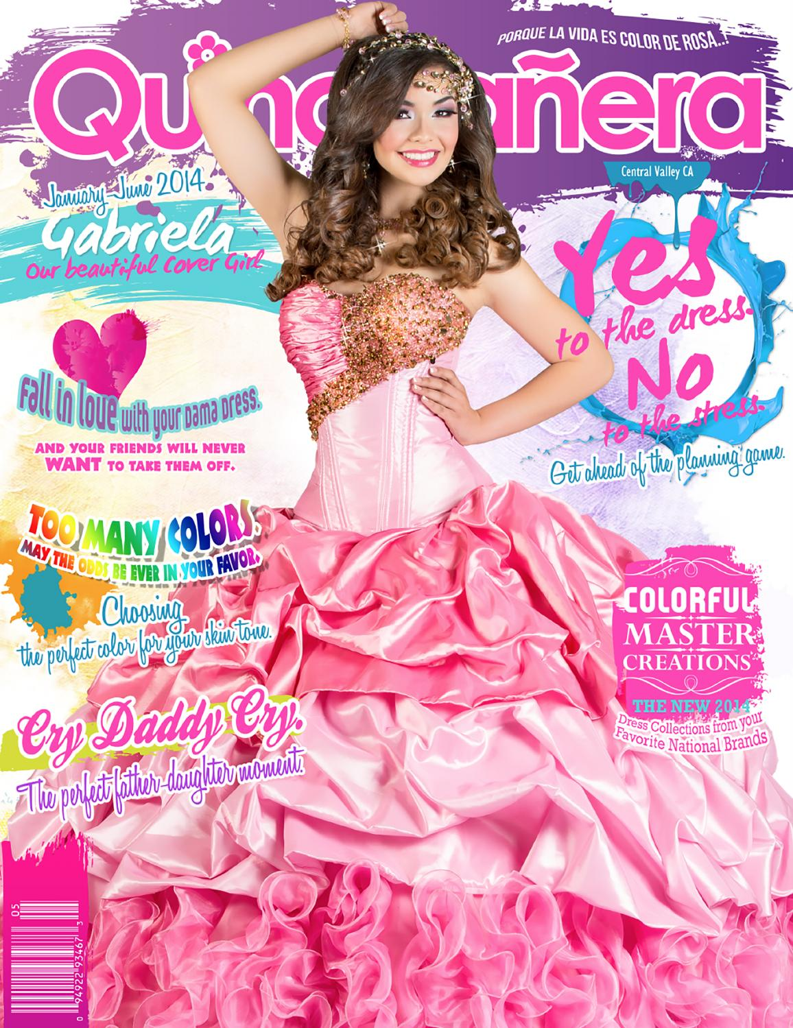 Quinceanera Magazine Central Valley by Quinceañera Magazine - issuu