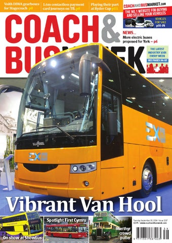 dce8cf6307a8fc Coach   Bus Week   Issue 1157 by Coach and Bus Week   Group Travel ...