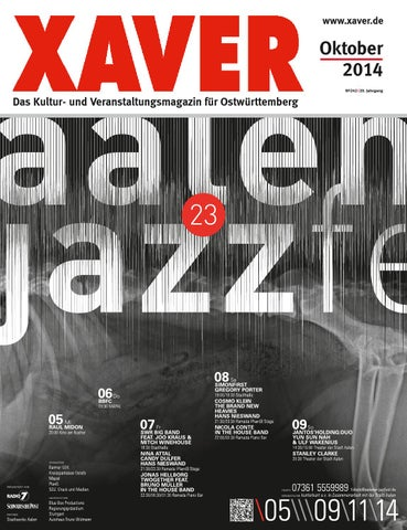 Xaver 10i14 by Hariolf Erhardt - issuu