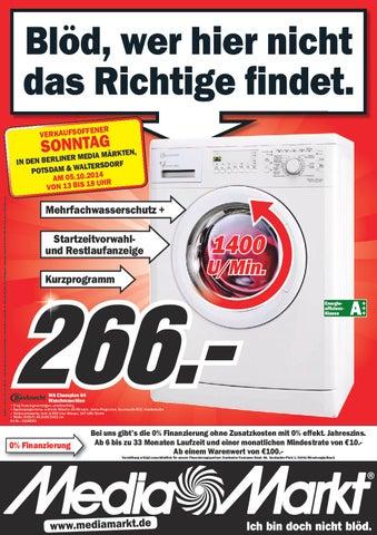 Media Markt 02.10.2014 By Märkische Onlinezeitung   Issuu