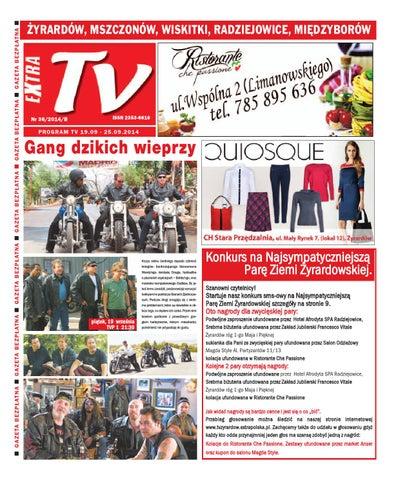 Tvz36 By Tv żyrardów Issuu