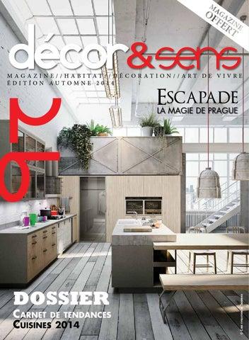 Magazine Decoresens N°26   AUTOMNE 2014 By Decoretsens Decoretsens ...