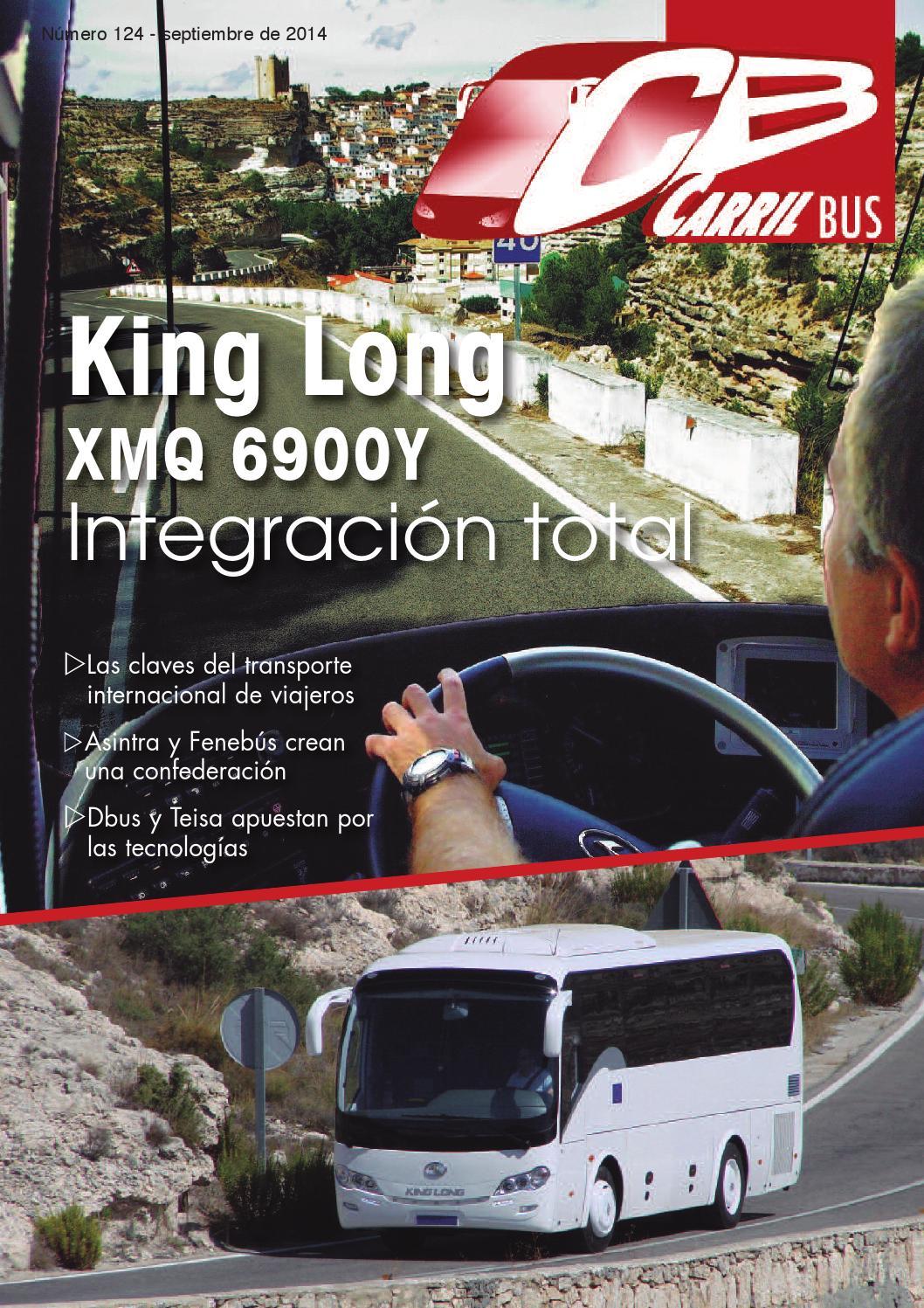 Carril Bus 124 - Septiembre 2014 by Miguel García - issuu