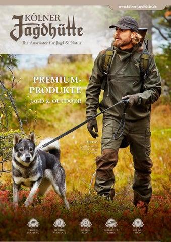 519a5ddf7a4cad Premium Produkte Jagd & Outdoor (Herbst 2014) by Kölner Jagdhütte ...