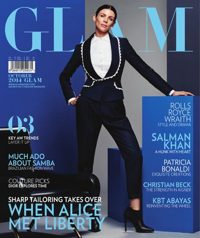 f3c68c93 Glam october 2014 by Oryx Group of Magazines - issuu