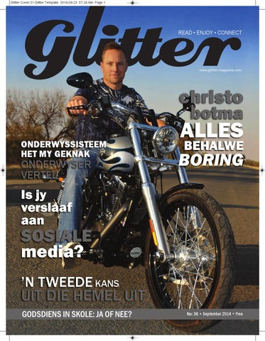 "Cover of ""Glitter October 2014"""
