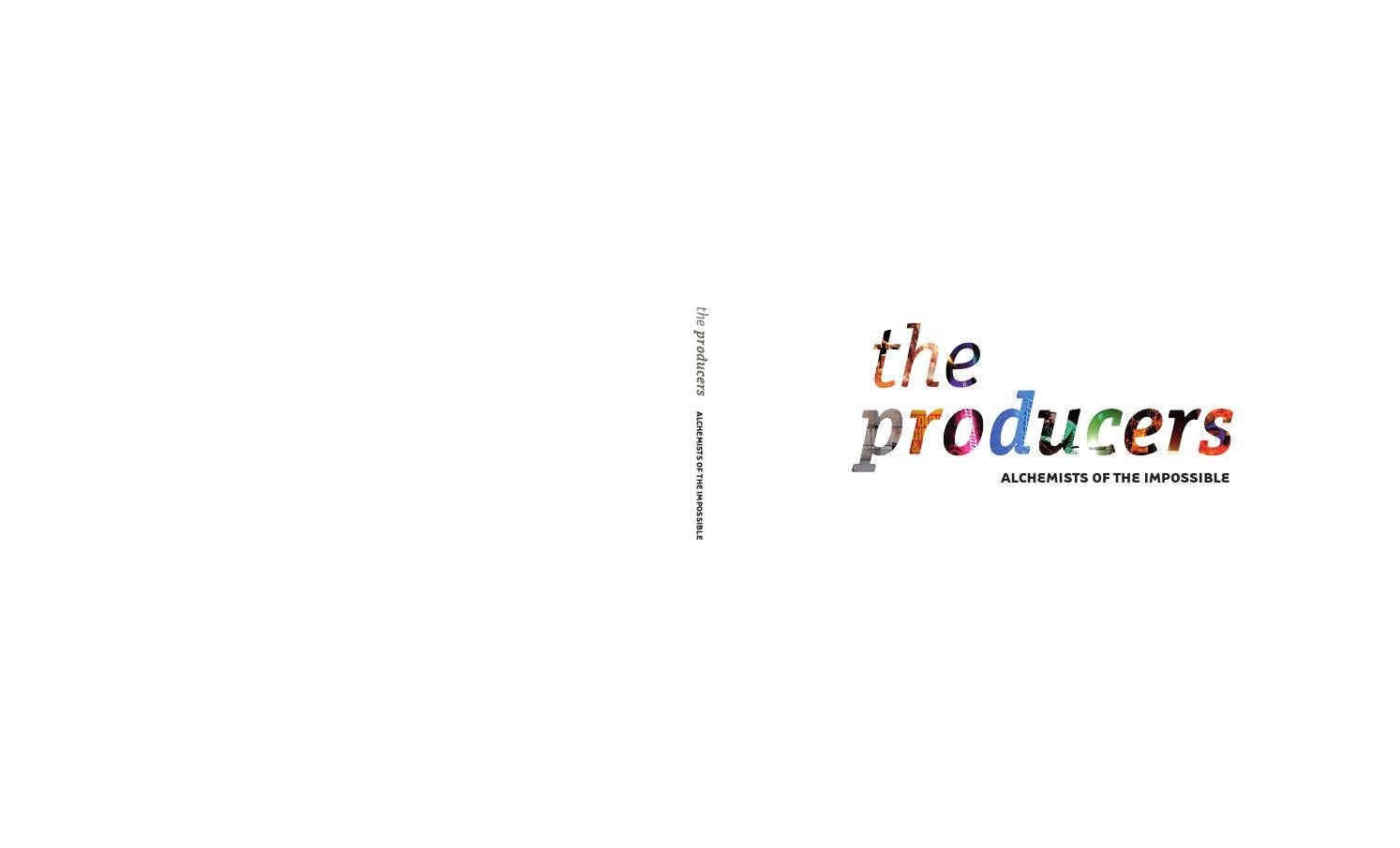 The producers alchemists of the impossible by jerwoodcf issuu fandeluxe Image collections