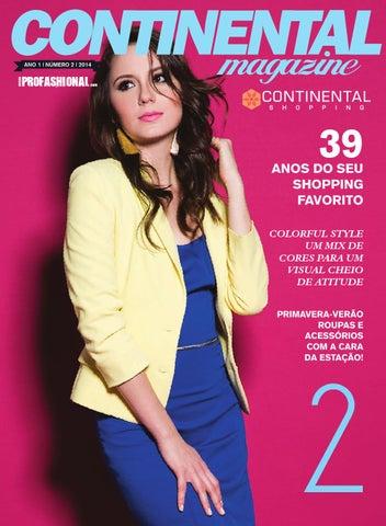 8a67c9584 Revista Continental Magazine Ed 02 by Profashional Editora - issuu