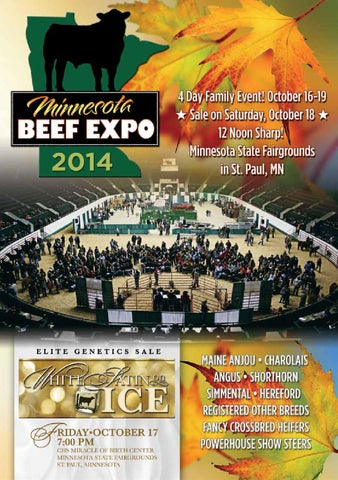 MN Beef Expo 2014 Catalog by Eberspacher Enterprises - issuu