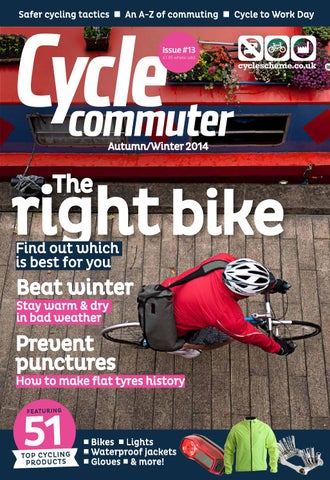 Cycle Commuter 13 By Cyclescheme Issuu