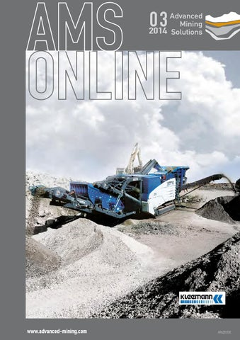 AMS-Online Ausgabe 03/2014 by AMS Online - issuu