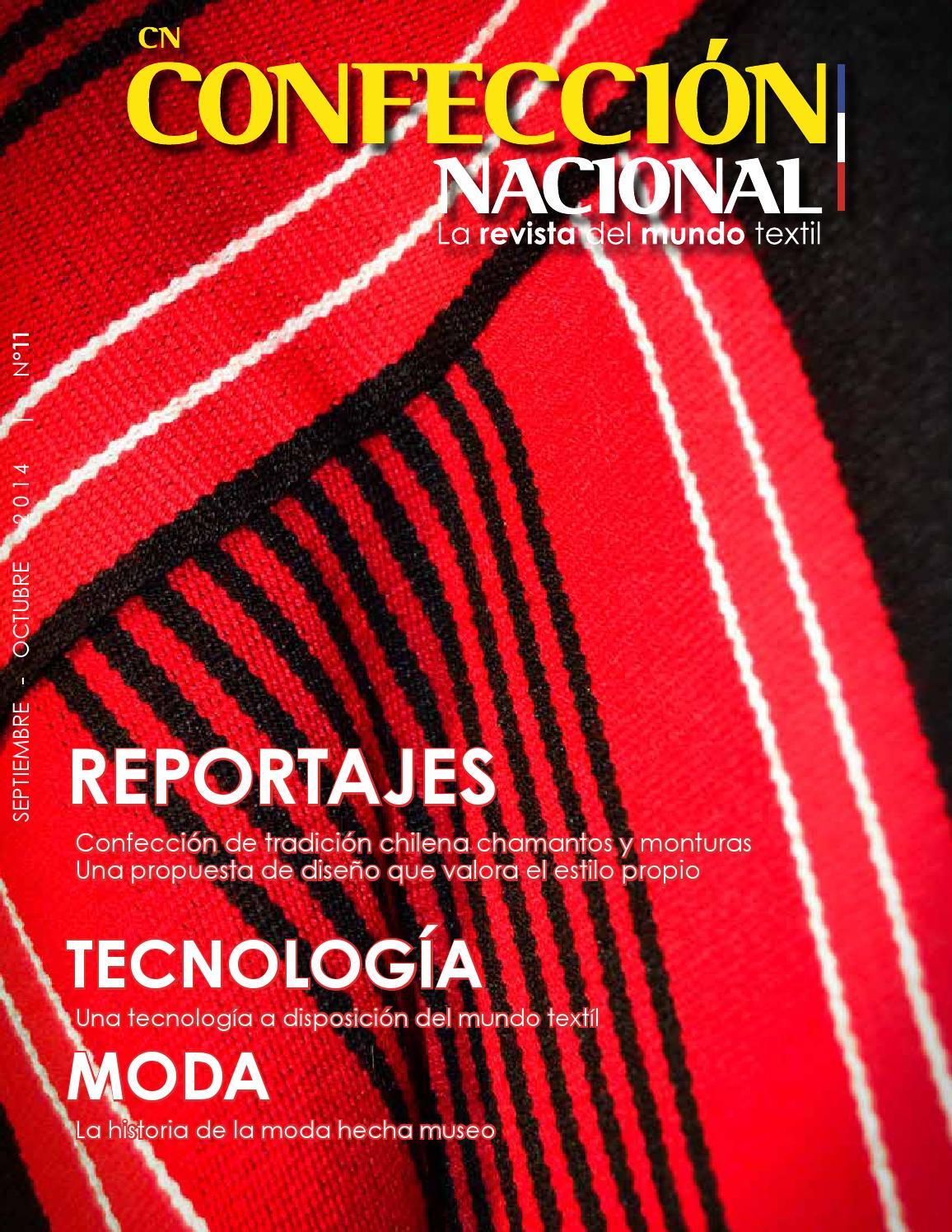 Confección Nacional 11 by PROpublic - issuu