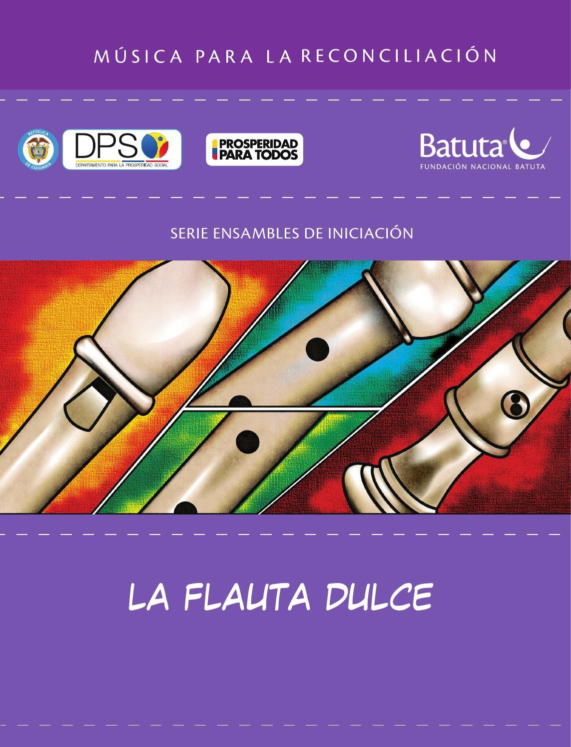 La Flauta Dulce Dps By Carlos Eduardo Suavita Garcia Issuu