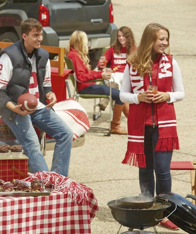 Page 21 of Tailgating Wisconsin Style