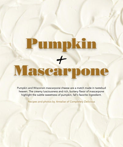 Page 46 of Pumpkin + Mascarpone