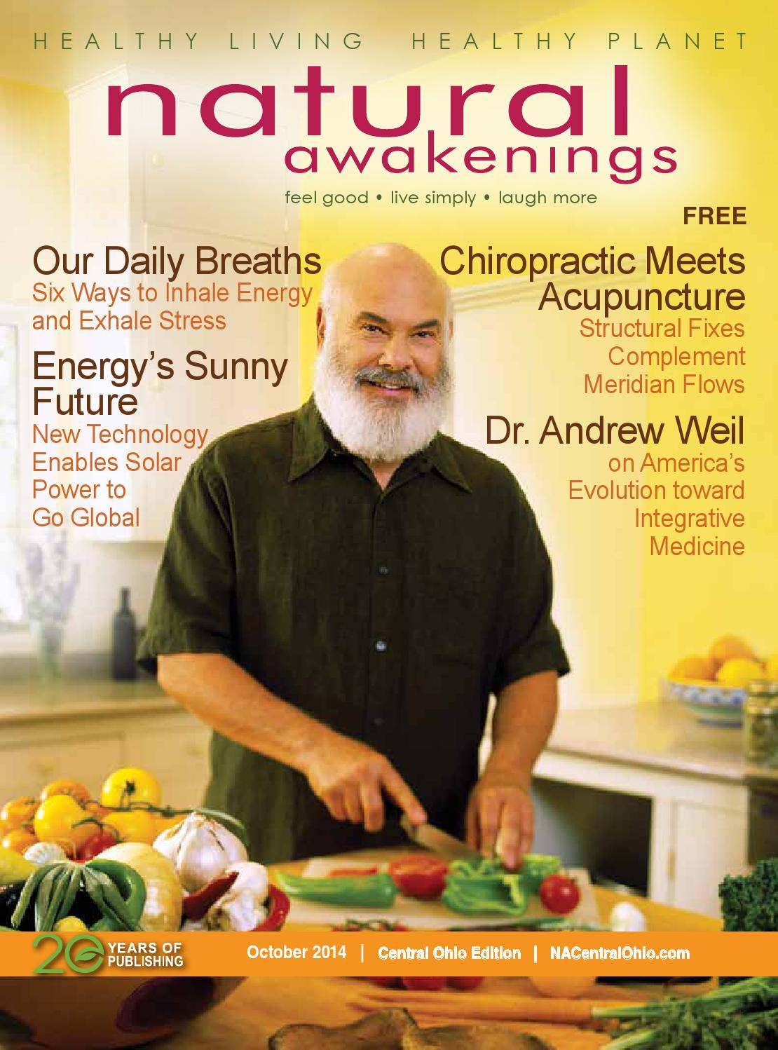 Natural Awakenings of Central Ohio - October 2014 issue by NA