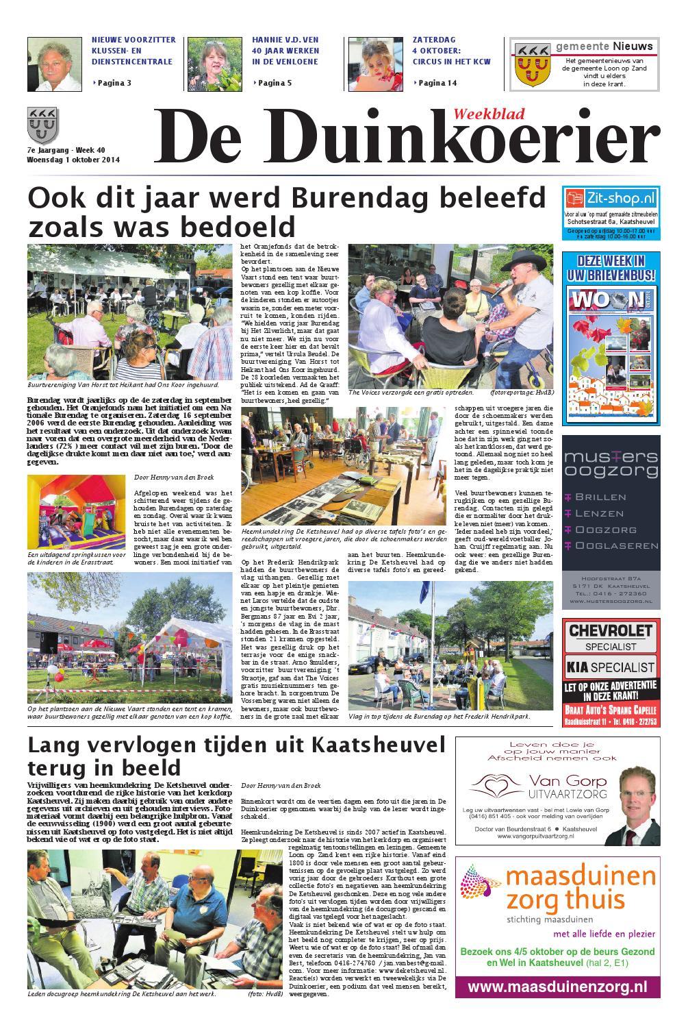 Leolux Joya Salontafel.De Duinkoerier 01 10 2014 By Uitgeverij Em De Jong Issuu