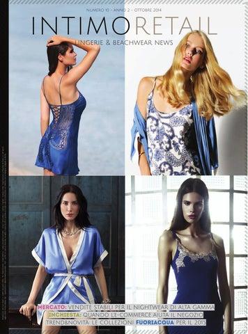 Intimo Retail Ottobre - 2014 by by Editoriale Farlastrada - issuu 4b934f4094c