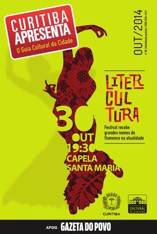 88 - Curitiba Apresenta - outubro de 2014 by Guia Curitiba Apresenta ... 06f76afe3a2
