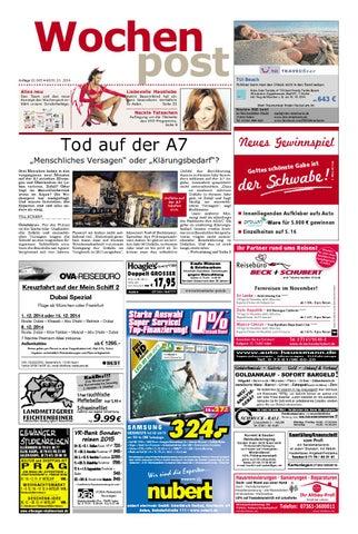 Der Gmünder Anzeiger KW 43 by SDZ Me n issuu