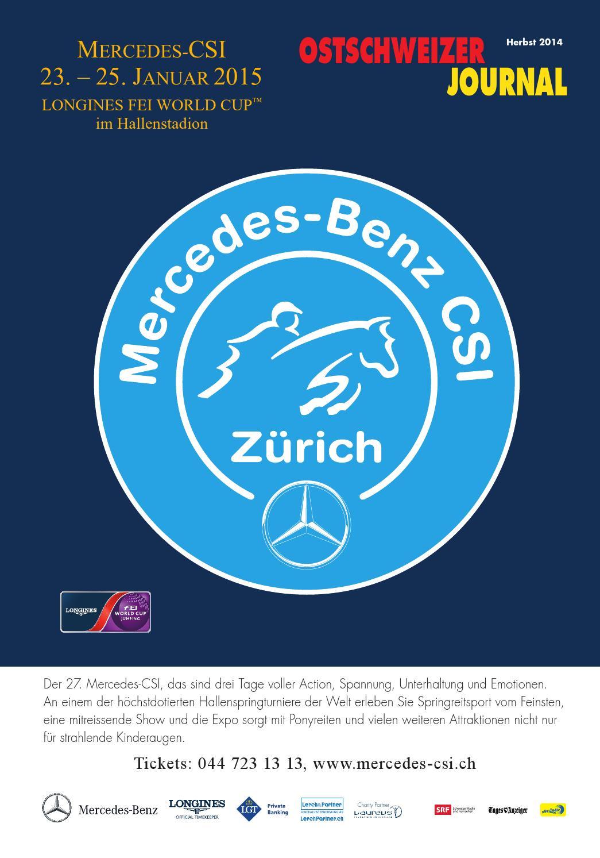 Ostschweizer Journal   Herbst 2014 By New Time Design Scherrer U0026 Grasso    Issuu