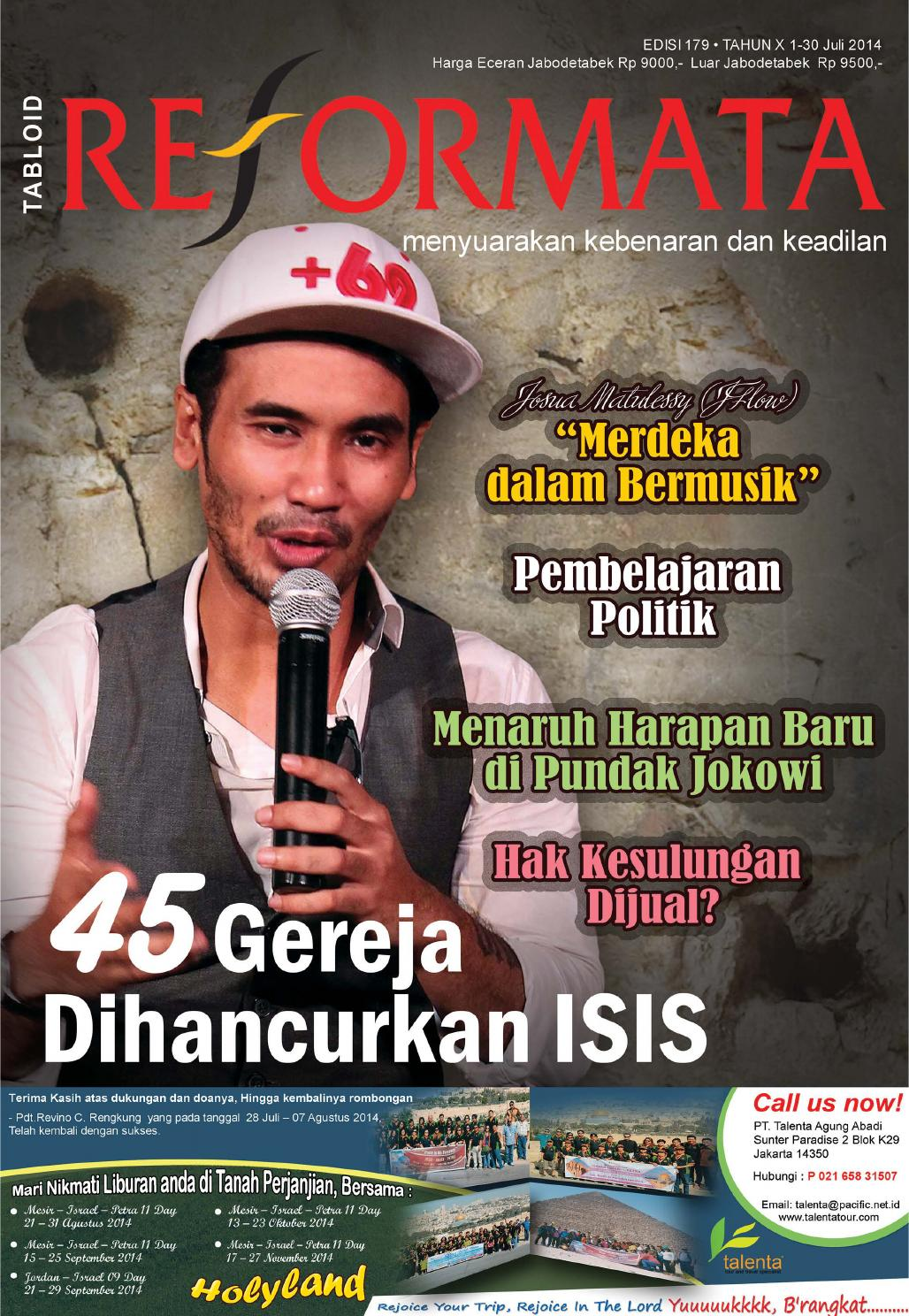 Tabloid Reformata Edisi 179 September 2014 By Tabloid Reformata Issuu