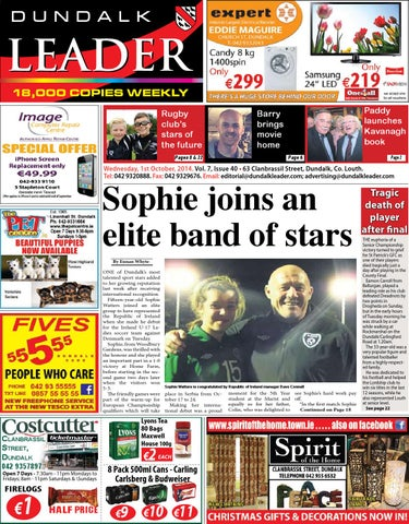 The Matchmaker set to hit An Tain stage - Dundalk Democrat