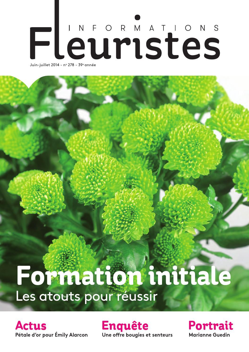 Ou Acheter De La Mousse Pour Piquer Des Fleurs feuilletable if 278infopro digital - issuu