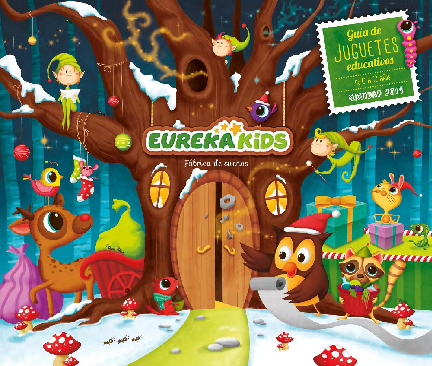 Eurekakids Navidad 2015 Juguetes Educativos By Eurekakids Issuu