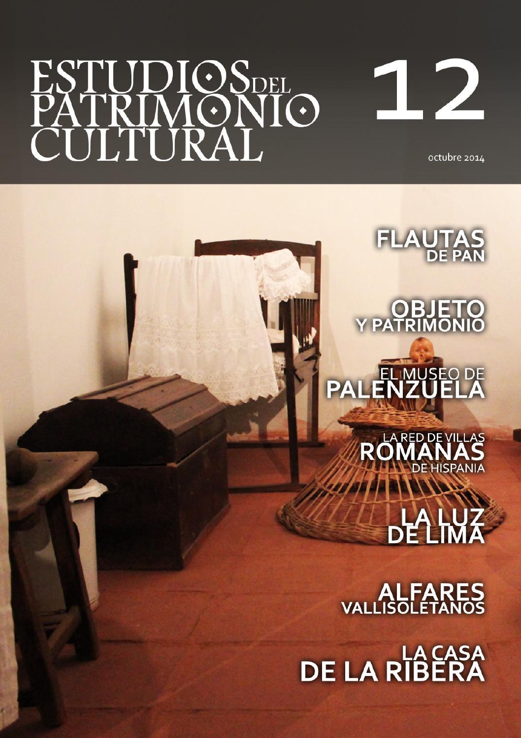 Estudios Del Patrimonio Cultural 12 By Estudios Del Patrimonio  # Muebles Moreda Foz