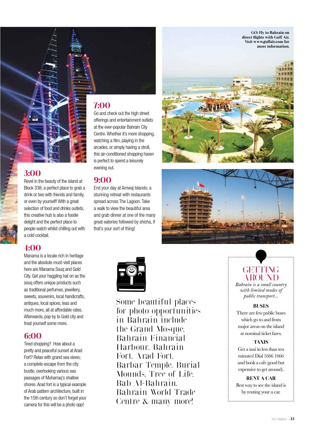 FACT Abu Dhabi October 2014