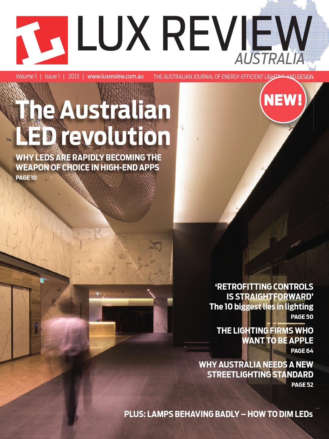 Lux Review Australia Amp Nz Issue 1 By Revo Media Issuu